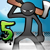 Anger of stick 5 : zombie Version 1.1.6 APK Download