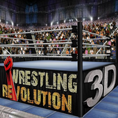 Wrestling Revolution 3D Version 1.640 APK Download
