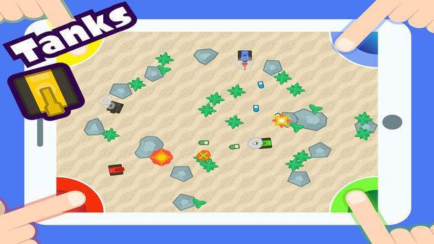 2 3 4 Player Mini Games screenshot
