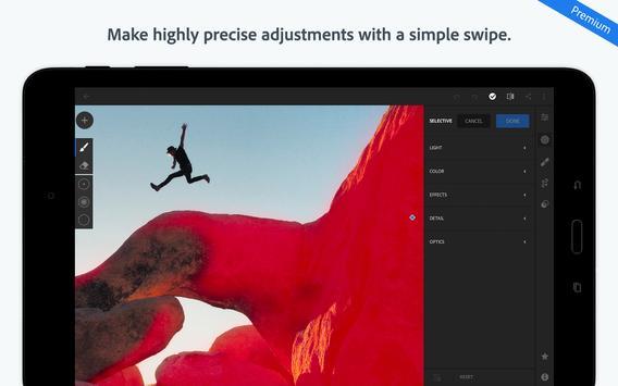 Adobe Lightroom CC - Photo Editor screenshot