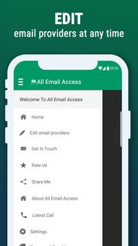 All Email Access screenshot