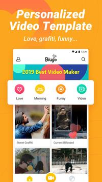 Biugo— Magic Effects Video Editor screenshot