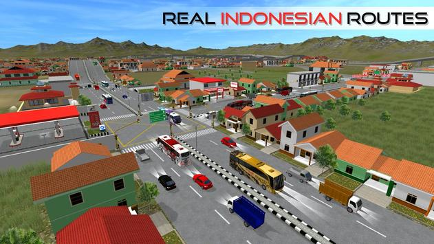 Bus Simulator Indonesia screenshot