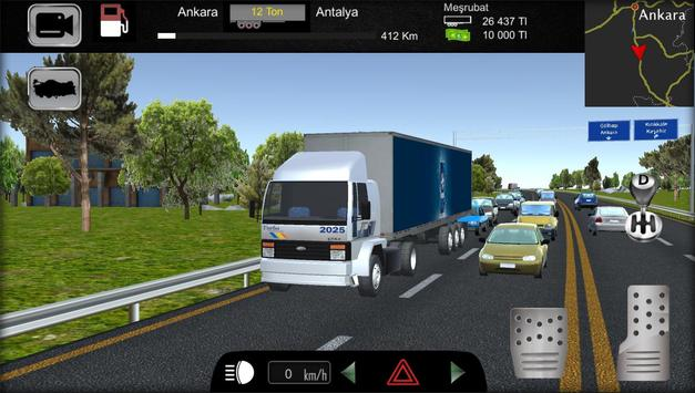 Cargo Simulator 2019: Turkey screenshot