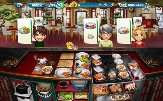 Cooking Fever screenshot