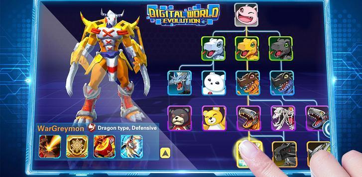 Digital World screenshot