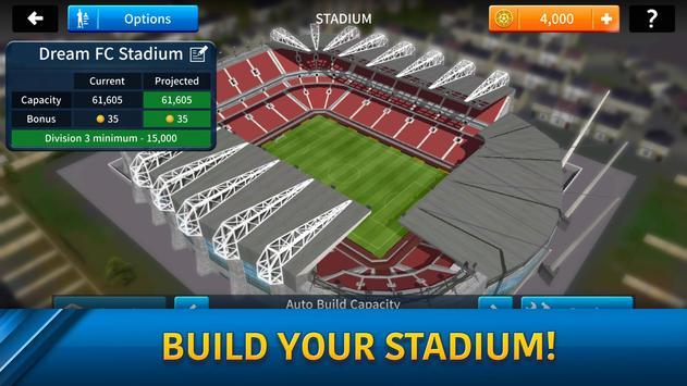 Dream League screenshot