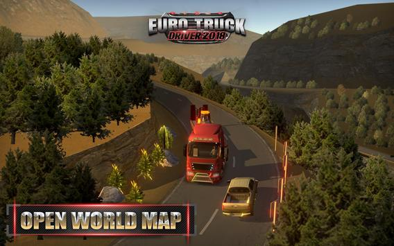 Euro Truck Driver 2018 screenshot