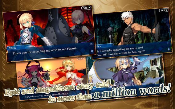 Fate/Grand Order (English) screenshot