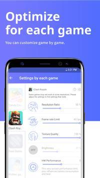Game Tuner screenshot