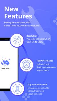Game Tuner screenshot
