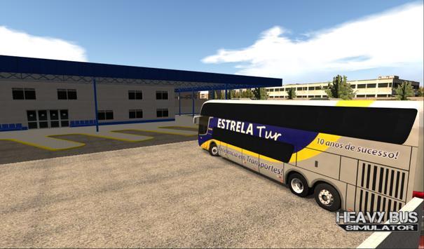 Heavy Bus Simulator screenshot