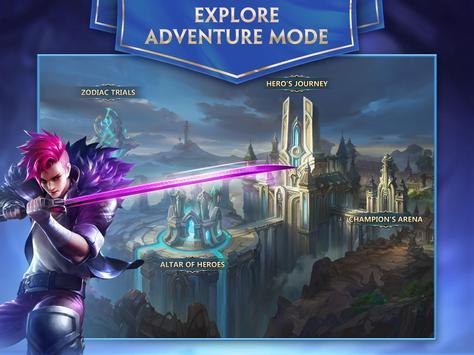 Heroes Evolved screenshot