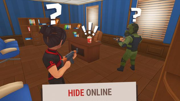 Hide Online screenshot