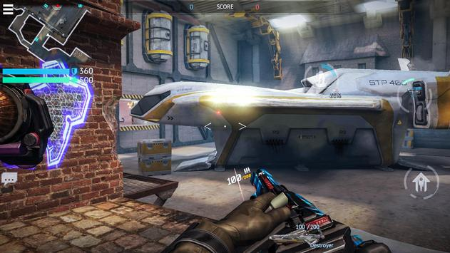 INFINITY OPS: Sci-Fi FPS screenshot