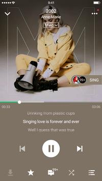 JOOX screenshot