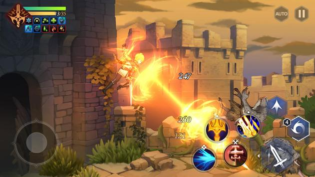 Magia: Charma Saga screenshot