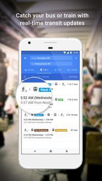 Maps screenshot