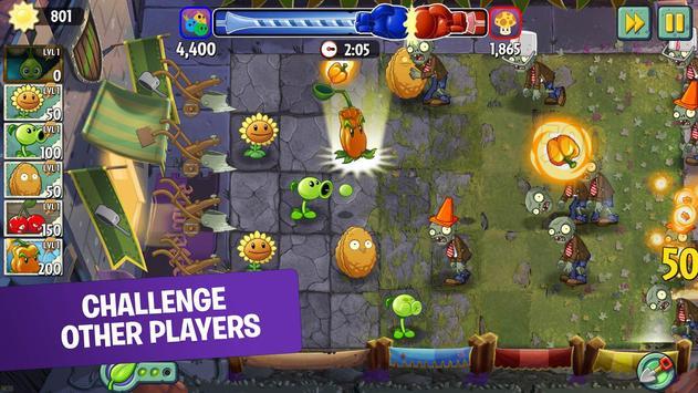 Plants vs Zombies 2 Free screenshot