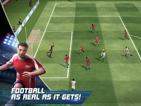 Real Football screenshot