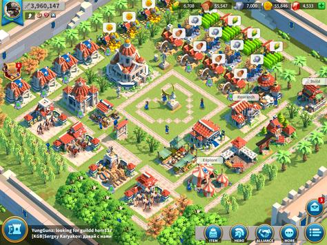 Rise of Kingdoms screenshot