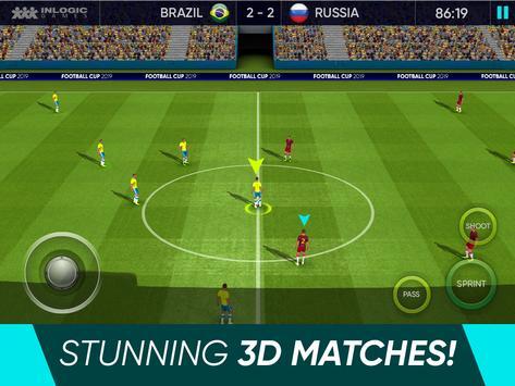 Soccer Cup 2019 screenshot