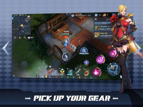 Survival Heroes screenshot