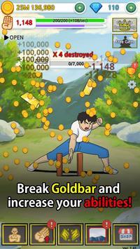 Tap Tap Breaking: Break Everything Clicker Game screenshot