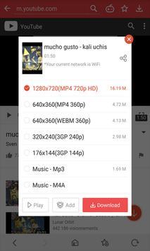 VidMate screenshot