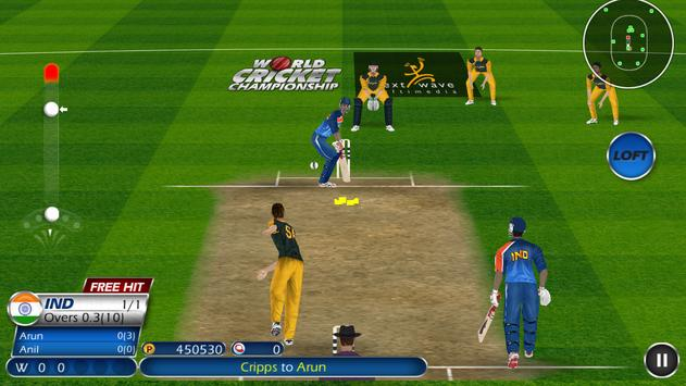 World Cricket Championship  Lt screenshot