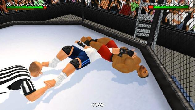 Wrestling Revolution 3D screenshot