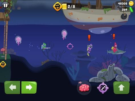 Zombie Catchers screenshot